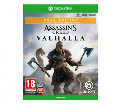 Assassins Creed Valhalla Gold Edition (GRA XBOX ONE)