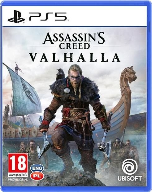 Assassin's Creed Valhalla (GRA PS5)