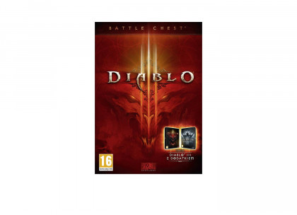 Blizzard Entertainment Diablo III Battle Chest PC