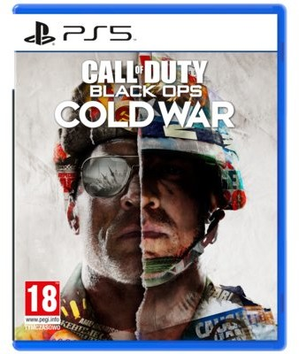 Call of Duty: Black Ops Cold War (GRA PS5)