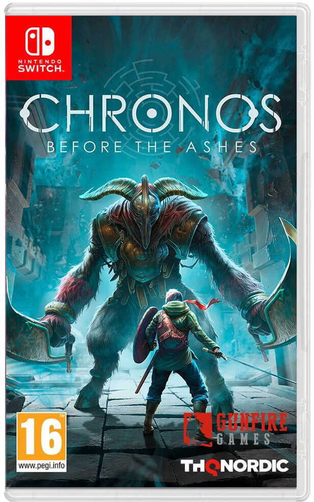 Chronos Before the Ashes (GRA NINTENDO SWITCH)