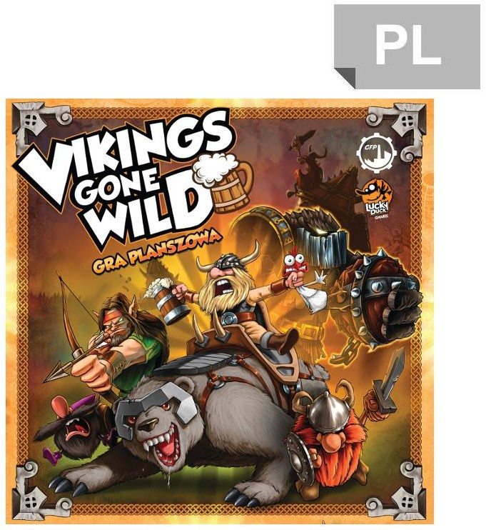 Games Factory Vikings Gone Wild