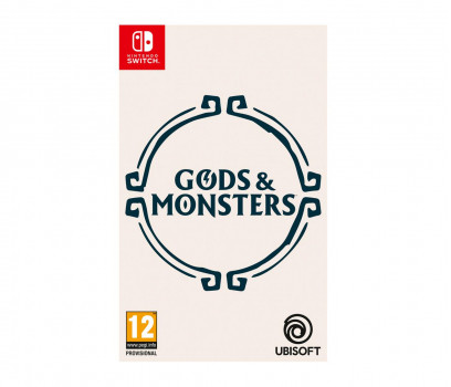 Immortals Fenyx Rising (GRA NINTENDO SWITCH)