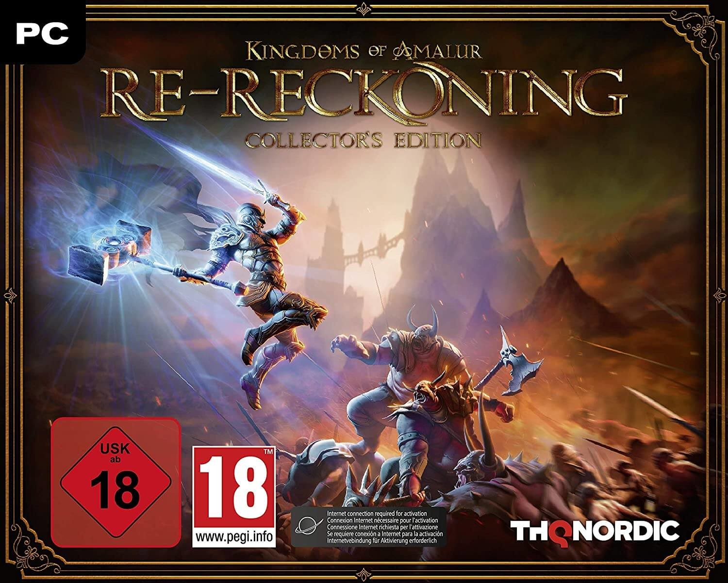 Kingdoms of Amalur Re-Reckoning Collector's Edition (GRA PC)