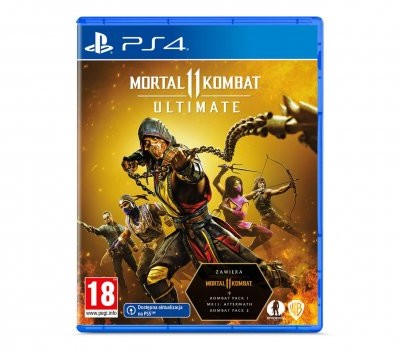 Mortal Kombat 11 Ultimate (GRA PS4)