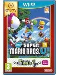 New Super Mario B.U+New Super Luigi U Selects