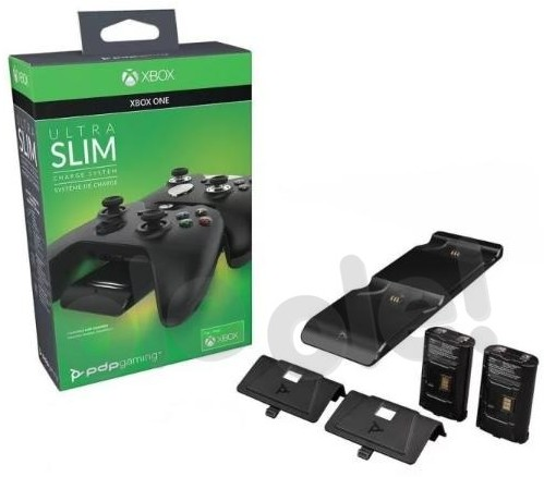 PDP Ultra Slim Charge System do Xbox One