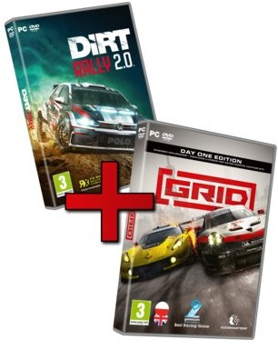 Racing Pack Grid Dirt Rally 2.0 (GRA PC)
