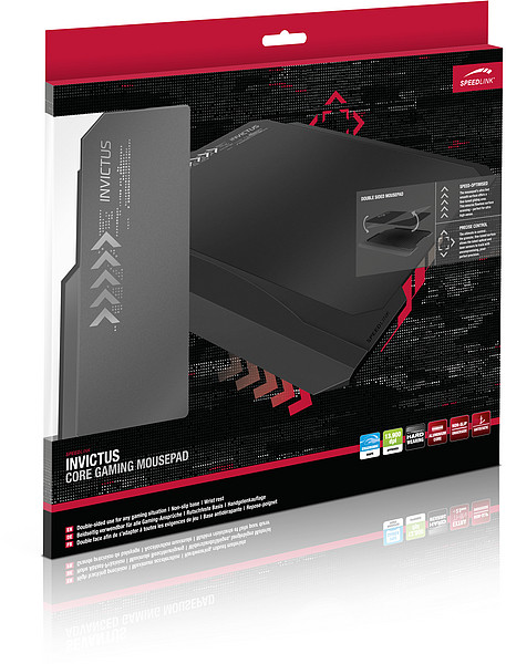 Speedlink INVICTUS Core Gaming Mousepad