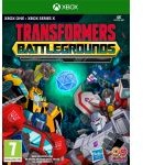 Transformers: Battlegrounds (GRA XBOX ONE)