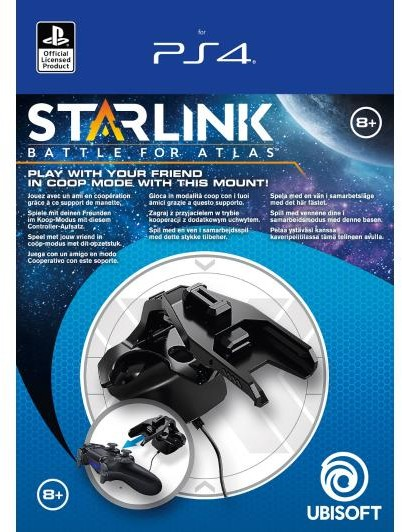 Ubisoft Starlink Battle for Atlas uchwyt Co-Op PS4