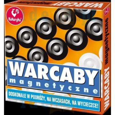 Ami Play Warcaby magnetyczne