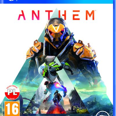 ANTHEM (GRA PS4)