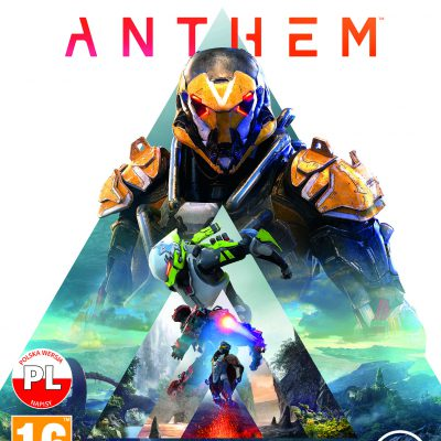 ANTHEM (GRA XBOX ONE)