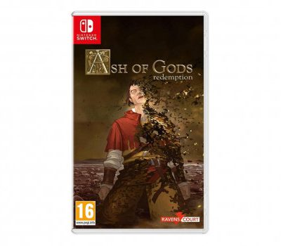 ASH OF GODS (GRA NINTENDO SWITCH)
