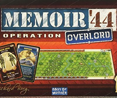Asmodee Days of Wonder 200507  Memoir '44 Operation Overlord