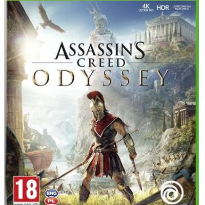 Assassin's Creed Odyssey (GRA XBOX ONE)