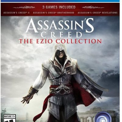 Assassins Creed The Ezio Collection (GRA PS4)
