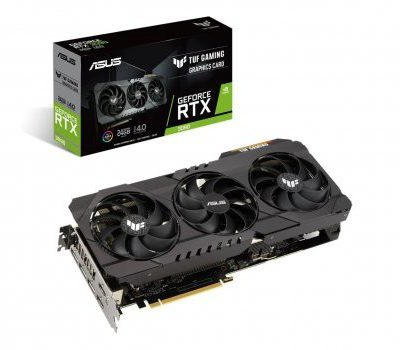 Asus GeForce RTX 3090 TUF GAMING 24GB GDDR6X (TUF-RTX3090-24G-GAMING)
