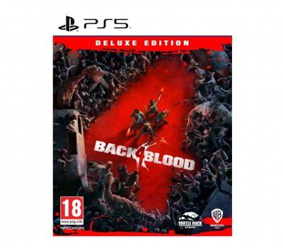 Back 4 Blood Deluxe Edition (GRA PS5)