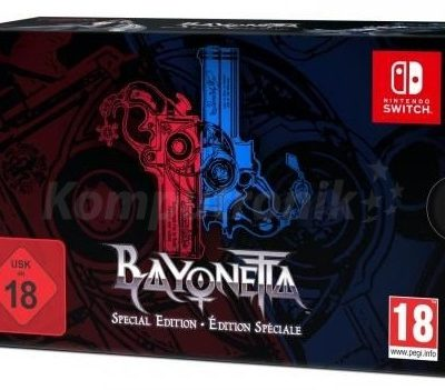 Bayonetta 2 Special Edition NSWITCH