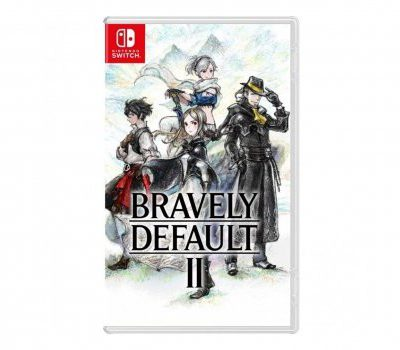 Bravely Default II (GRA NINTENDO SWITCH)