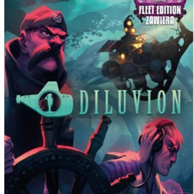 cd projekt red Diluvion PC
