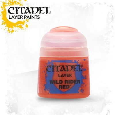 Citadel Layer Paint Wild Rider Red