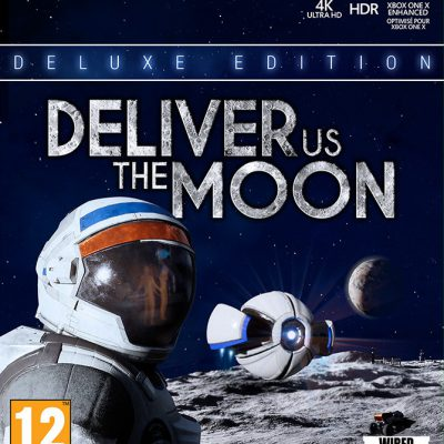 Deliver Us the Moon Deluxe Edition (GRA XBOX ONE)