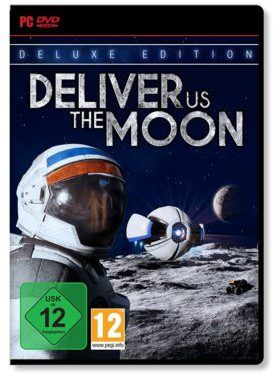 Deliver Us The Moon Edycja Deluxe (GRA PC)