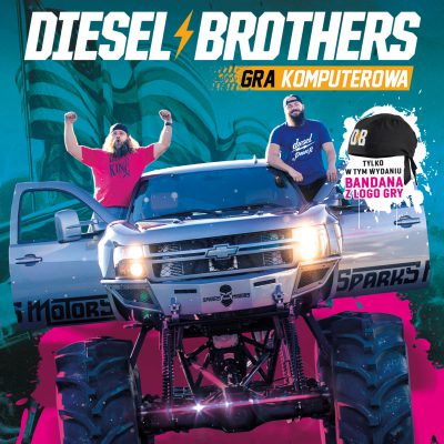 Discovery Diesel Brothers PC
