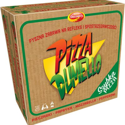 Dumel Discovery Pizza Dumello