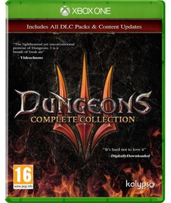 Dungeons 3 Complete Collection (GRA XBOX ONE)