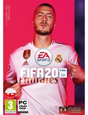 Electronic Arts FIFA 20 (GRA PC)