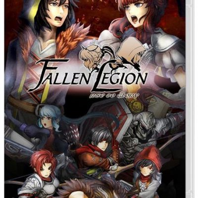 Fallen Legion: Rise to Glory NSWITCH