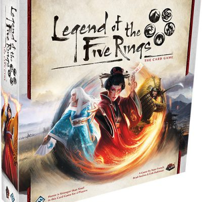 Fantasy Flight Games Legend of the Five Rings: The Card Game - Core Set 1903