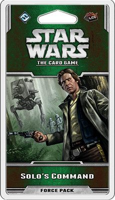 Fantasy Flight Games Star Wars: The Card Game - Solos Command SWC24