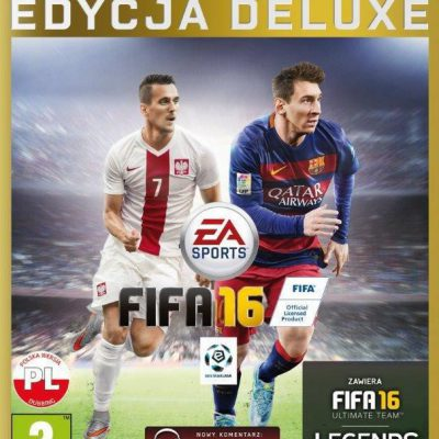 FIFA 16 Deluxe Edition (GRA XBOX ONE)