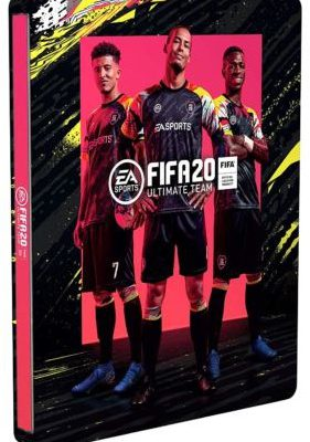 FIFA 20 Ultimate Team Steelbook