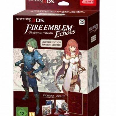 Fire Emblem Echoes Shadows of Valentia Special Edition 3DS