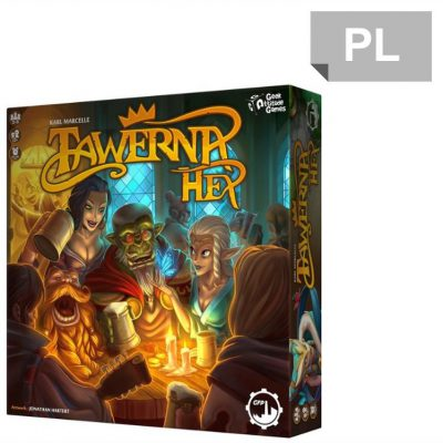 Games Factory Publishing Tawerna Hex