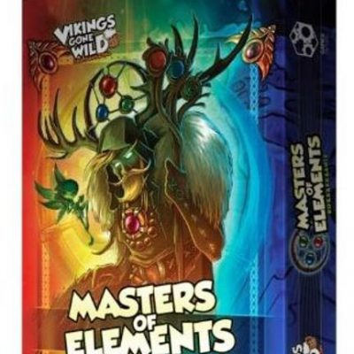 Games Factory Publishing VIKINGS GONE WILD: MASTERS OF ELEMENTS