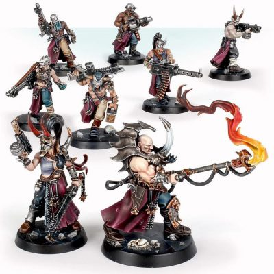 Games Workshop Warhammer Quest Blackstone Fortress: Cultists of the Abyss (BF-07) 99120699001