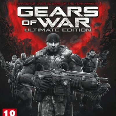 Gears of War Ultimate Edition (GRA XBOX ONE)