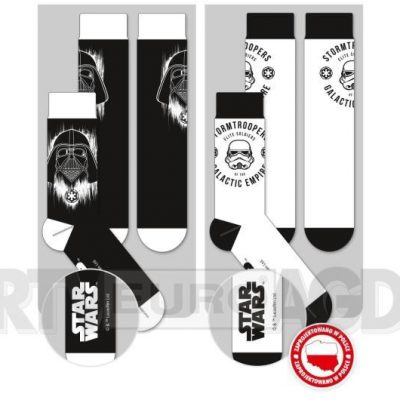 Good Loot Good Loot Skarpety Star Wars Evil Forces Fan Socks Set