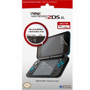 Hori New 2DS XL Protective Screen Filter NI3P09205