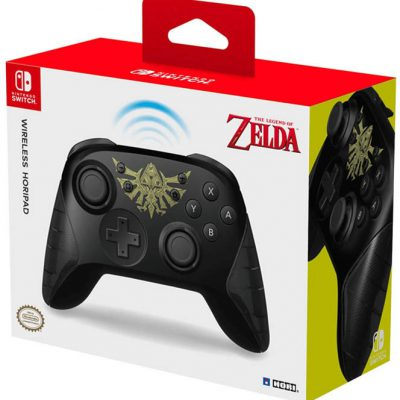 HORI Pad for Nintendo Switch Zelda (873124007053)