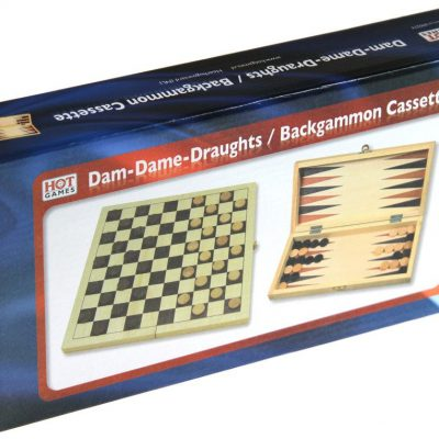 HOT Games Warcaby i Backgammon