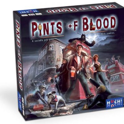 Huch Pints of Blood
