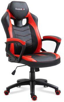 Huzaro Fotel gamingowy Huzaro FORCE 2.5 Red HZ-Force 2.5 Red